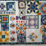 Hearts added to complete a customer's quilt